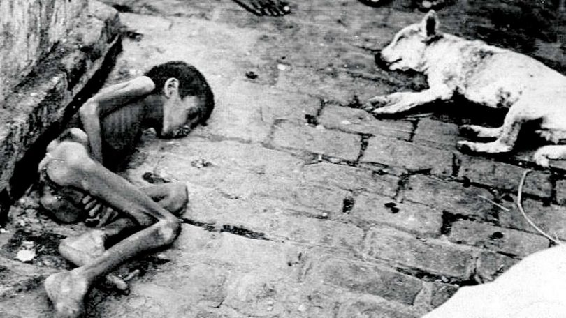 Churchill and the Bengal Famine