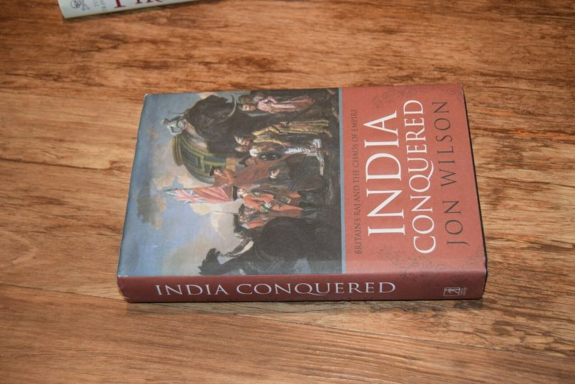 Jon Wilson India Conquered