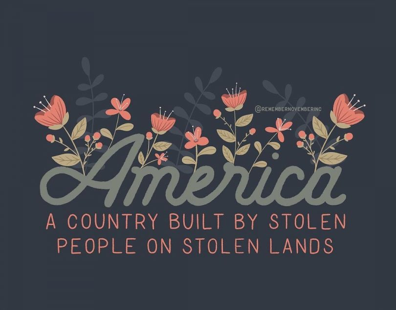 stolen country