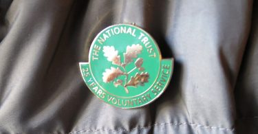 National Trust badge
